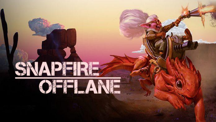 แนะนำวิธีการเล่น Snapfire offlane